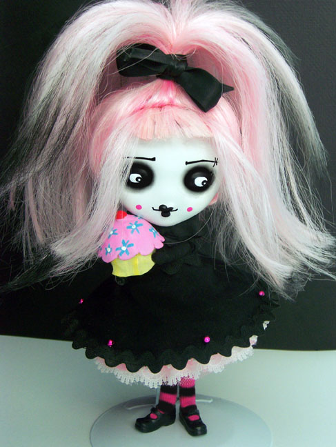 prototype of the doll delilah